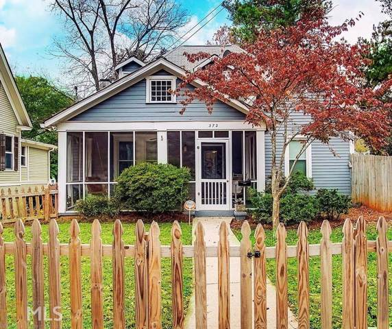 372 Oakdale Rd, Atlanta, GA 30307 (MLS #8699642) :: Community & Council