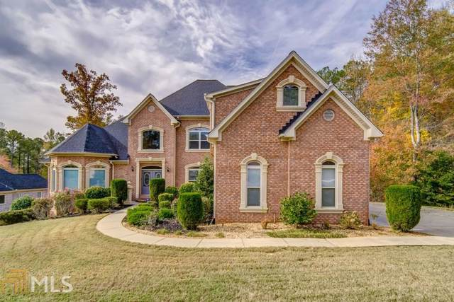 2540 Stream View Dr, Conyers, GA 30013 (MLS #8699644) :: Bonds Realty Group Keller Williams Realty - Atlanta Partners