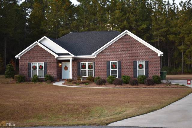 441 Serenity Ave, Brooklet, GA 30415 (MLS #8699978) :: RE/MAX Eagle Creek Realty