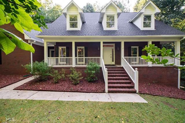 4402 Piedmont Lake Rd, Pine Mountain, GA 31822 (MLS #8700401) :: Community & Council