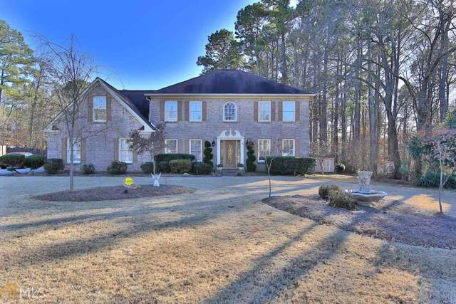 308 Haskin Knolls, Peachtree City, GA 30269 (MLS #8700480) :: Anderson & Associates