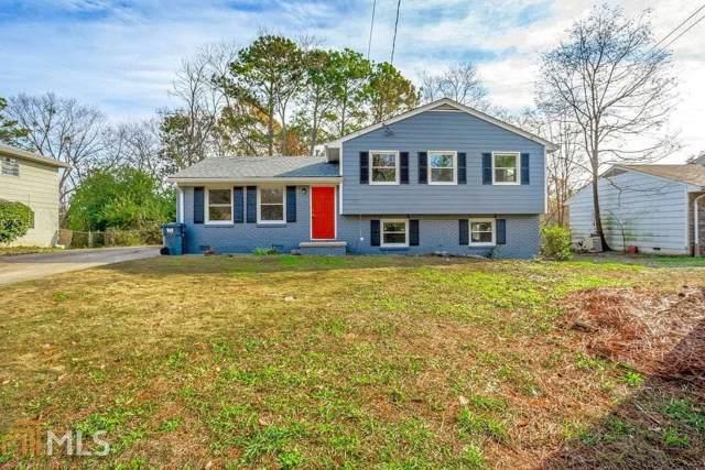 5170 Flemish Ct, Atlanta, GA 30349 (MLS #8700572) :: RE/MAX Eagle Creek Realty