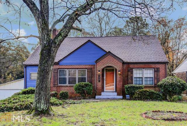 958 Winburn Dr, East Point, GA 30344 (MLS #8700574) :: The Realty Queen Team