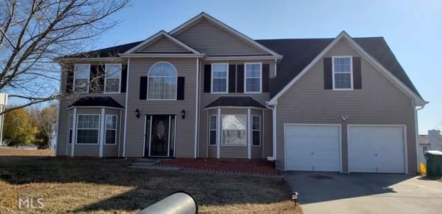 6057 Hitt Lake, Stone Mountain, GA 30087 (MLS #8700763) :: Buffington Real Estate Group