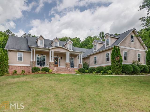 412 Park Place Dr, Jackson, GA 30233 (MLS #8700789) :: The Realty Queen Team