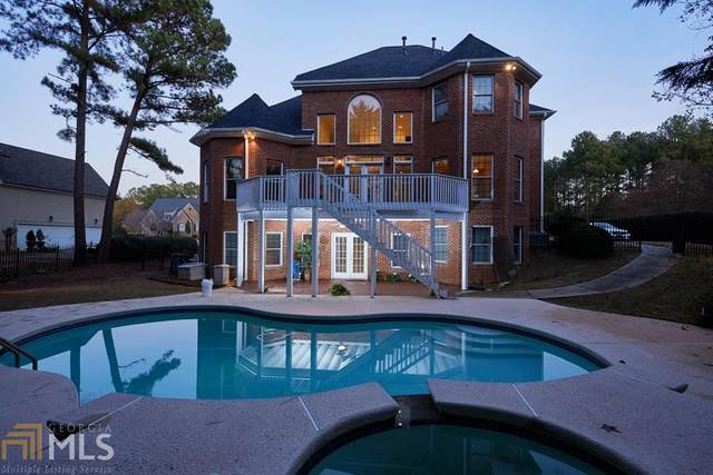 425 Abbey Springs, Mcdonough, GA 30253 (MLS #8700901) :: Rettro Group