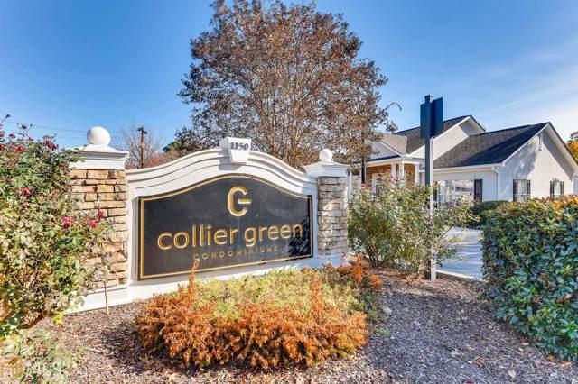 1150 Collier Rd A14, Atlanta, GA 30318 (MLS #8701020) :: Bonds Realty Group Keller Williams Realty - Atlanta Partners