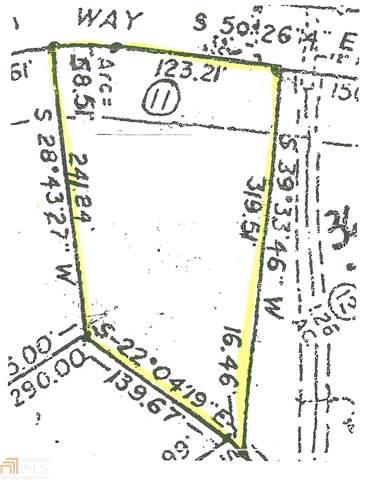 125 Matthew Way, Fayetteville, GA 30214 (MLS #8701066) :: Bonds Realty Group Keller Williams Realty - Atlanta Partners
