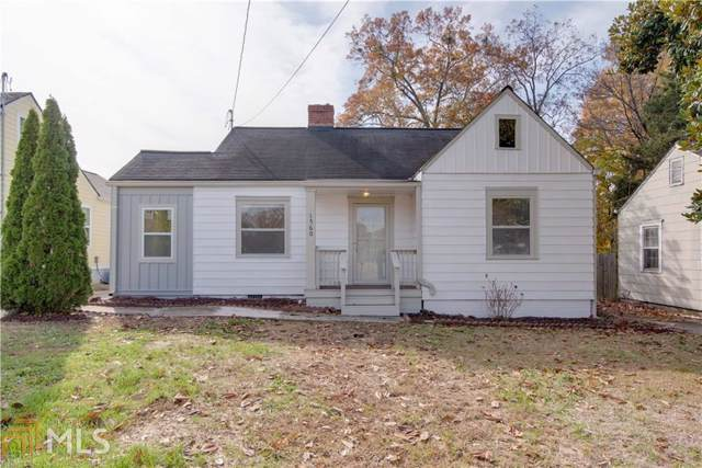 1560 Temple Ave, College Park, GA 30337 (MLS #8701072) :: The Realty Queen Team