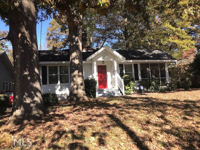 1399 St Michael Ave, East Point, GA 30344 (MLS #8701095) :: The Realty Queen Team