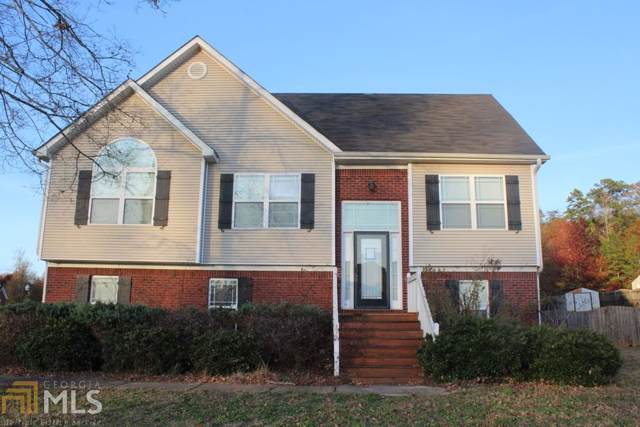 201 Peppertree, Griffin, GA 30224 (MLS #8701101) :: Military Realty