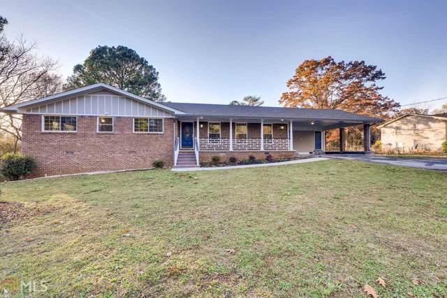 3677 Crossvale Rd, Lithonia, GA 30038 (MLS #8701216) :: The Heyl Group at Keller Williams