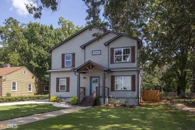 280 Warren St, Atlanta, GA 30317 (MLS #8701225) :: RE/MAX Eagle Creek Realty
