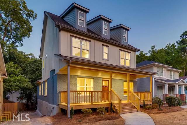 14 Carter Avenue, Atlanta, GA 30317 (MLS #8701236) :: Bonds Realty Group Keller Williams Realty - Atlanta Partners
