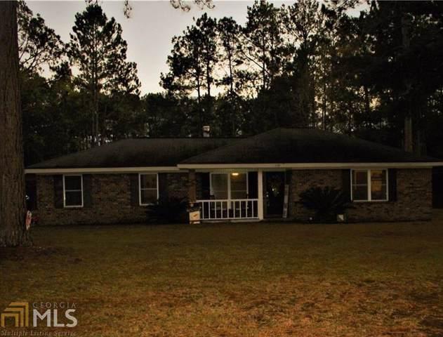 109 Oak St, Rincon, GA 31326 (MLS #8701313) :: Athens Georgia Homes