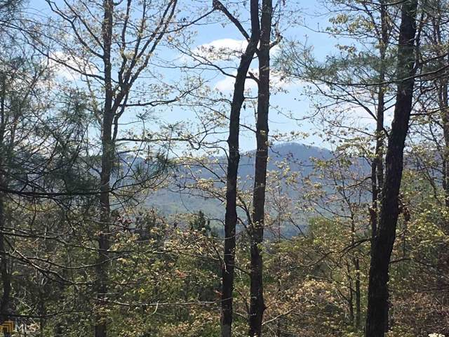 0 Oglethorpe Mountain Rd 1108/9, Jasper, GA 30143 (MLS #8701371) :: The Realty Queen Team