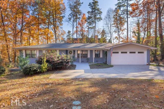 1291 Valley View Rd, Dunwoody, GA 30338 (MLS #8701419) :: Military Realty