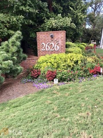 2626 Peachtree Rd #202, Atlanta, GA 30305 (MLS #8701439) :: Rich Spaulding