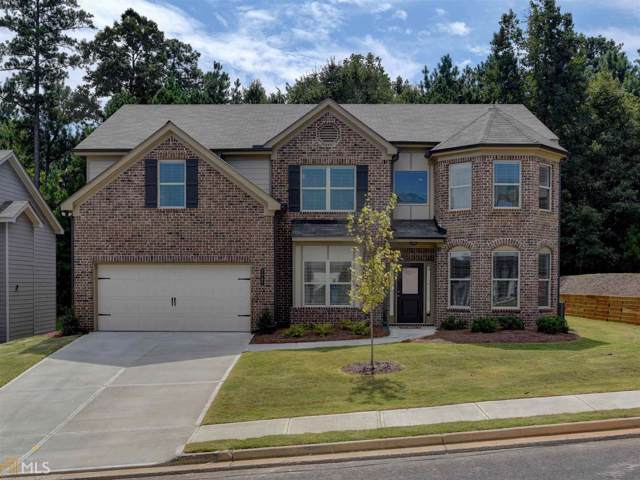 2506 Bear Paw Dr #18, Lawrenceville, GA 30043 (MLS #8701481) :: Team Cozart