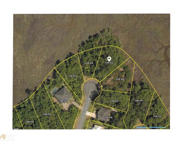 107 Woodstork Pl, Kingsland, GA 31548 (MLS #8701640) :: Military Realty