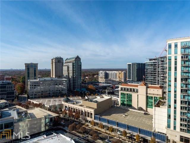 250 Pharr Rd #1804, Atlanta, GA 30305 (MLS #8701799) :: Team Cozart
