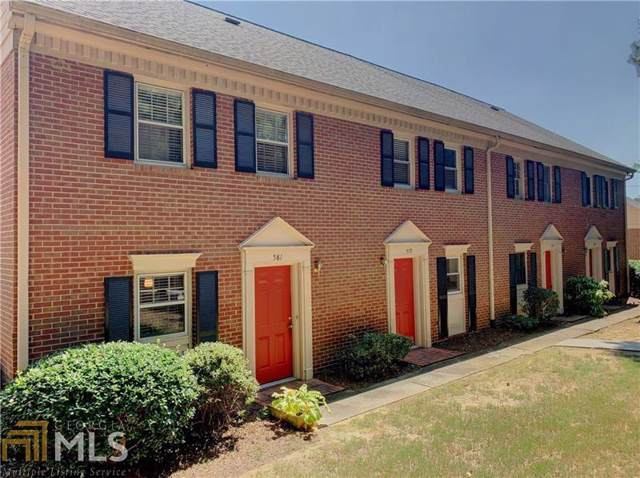 579 Wedgewood Dr, Alpharetta, GA 30009 (MLS #8701802) :: Bonds Realty Group Keller Williams Realty - Atlanta Partners