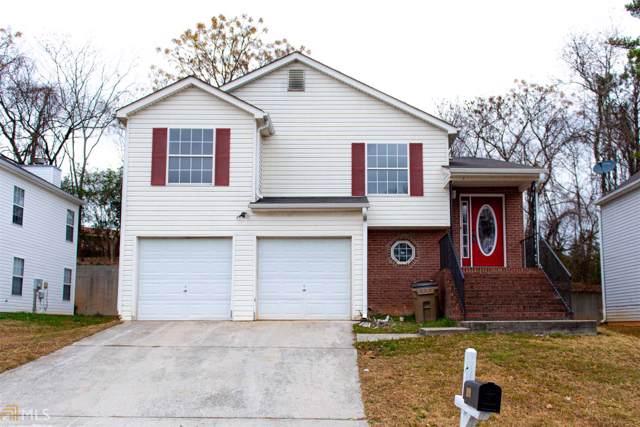 1091 Hidden Brook Trl, Atlanta, GA 30349 (MLS #8701847) :: RE/MAX Eagle Creek Realty