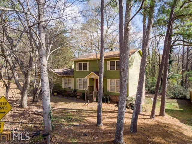 1636 S Hidden Hills Pkwy, Stone Mountain, GA 30088 (MLS #8701949) :: The Realty Queen Team