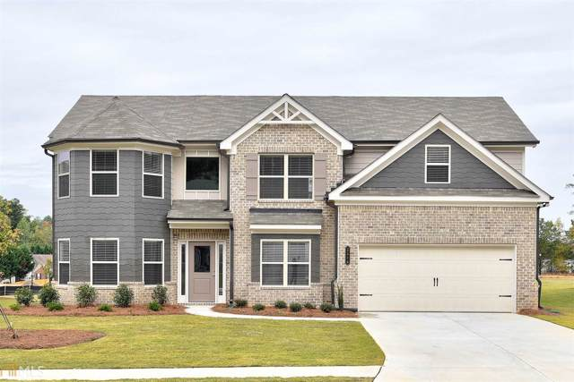 2387 Bear Paw Dr #33, Lawrenceville, GA 30043 (MLS #8702053) :: Team Cozart