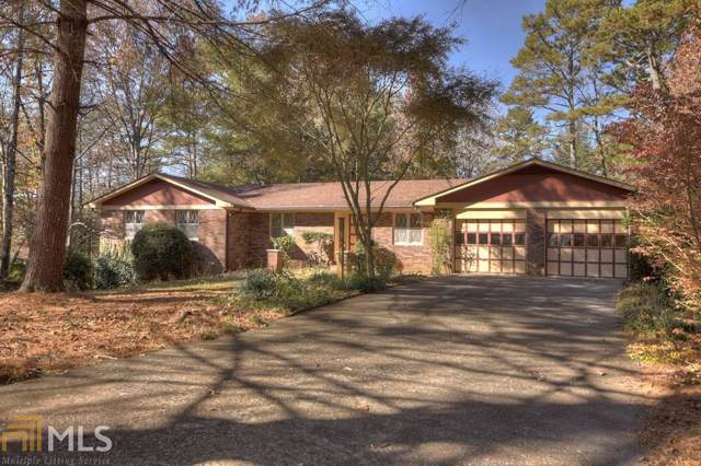 340 Chinquapin Rd, Ellijay, GA 30536 (MLS #8702169) :: Rettro Group