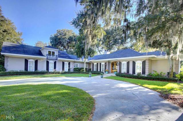119 Cypress Point, St. Simons, GA 31522 (MLS #8702171) :: Athens Georgia Homes