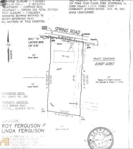 1615 Spring Rd, Austell, GA 30106 (MLS #8702210) :: Buffington Real Estate Group