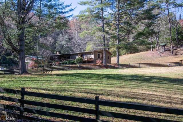 5100 Crow Creek Rd, Lakemont, GA 30552 (MLS #8702230) :: Buffington Real Estate Group