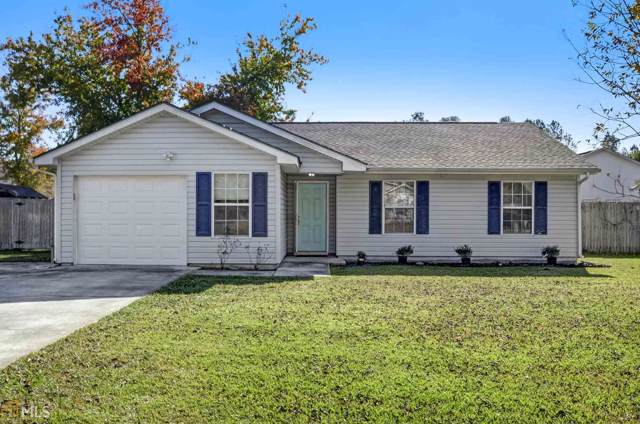121 Bamboo Dr, Kingsland, GA 31548 (MLS #8702287) :: Rettro Group