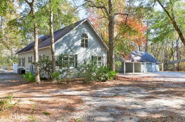 488 Green Morgan School Rd, Clyo, GA 31303 (MLS #8702310) :: Athens Georgia Homes