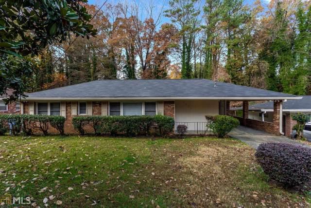 1357 SW Willow Trl, Atlanta, GA 30311 (MLS #8702392) :: Military Realty