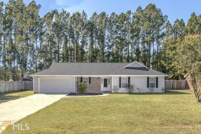 236 Woodbridge Rd, Kingsland, GA 31548 (MLS #8702485) :: Rettro Group