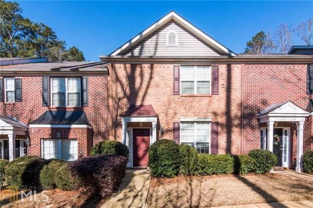 3731 NW Town Square Cir #6, Kennesaw, GA 30144 (MLS #8702629) :: Bonds Realty Group Keller Williams Realty - Atlanta Partners