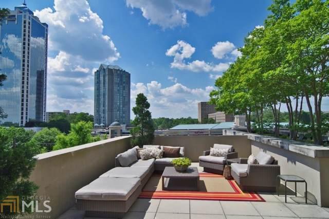 2881 Peachtree Rd #605, Atlanta, GA 30305 (MLS #8702640) :: Rich Spaulding