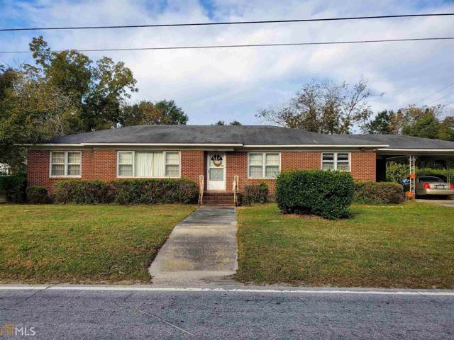 1269 Martin Luther King Jr Dr, Statesboro, GA 30458 (MLS #8702754) :: RE/MAX Eagle Creek Realty