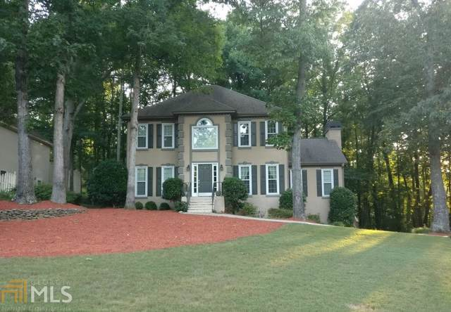 2409 Caylor Hill Pt, Kennesaw, GA 30152 (MLS #8702776) :: Military Realty
