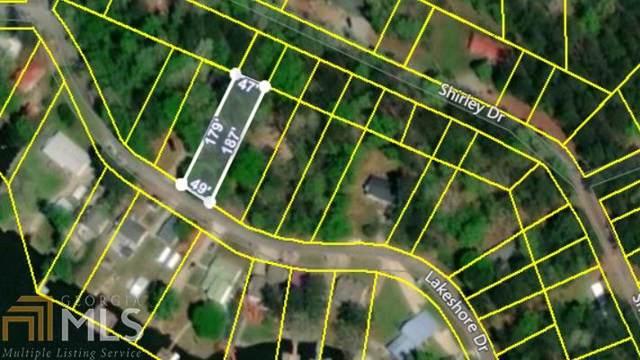 0 Lakeshore Dr, Monticello, GA 31064 (MLS #8702801) :: Tommy Allen Real Estate