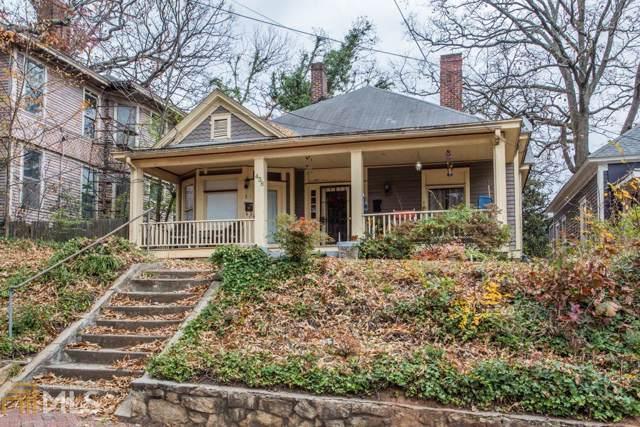 438 Cherokee Ave, Atlanta, GA 30312 (MLS #8702869) :: The Realty Queen Team