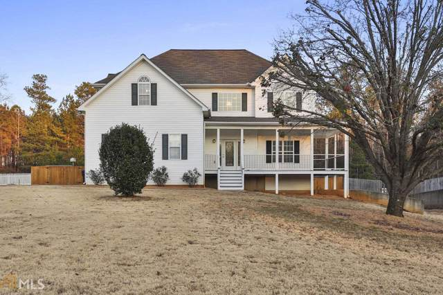 86 Waterford Place, Newnan, GA 30265 (MLS #8702918) :: Tim Stout and Associates