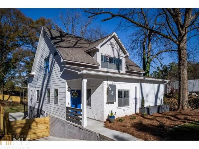 641 Erin Ave, Atlanta, GA 30310 (MLS #8702922) :: Community & Council
