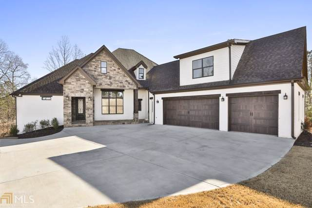 31 Paragon Pt, Newnan, GA 30265 (MLS #8702951) :: Tim Stout and Associates
