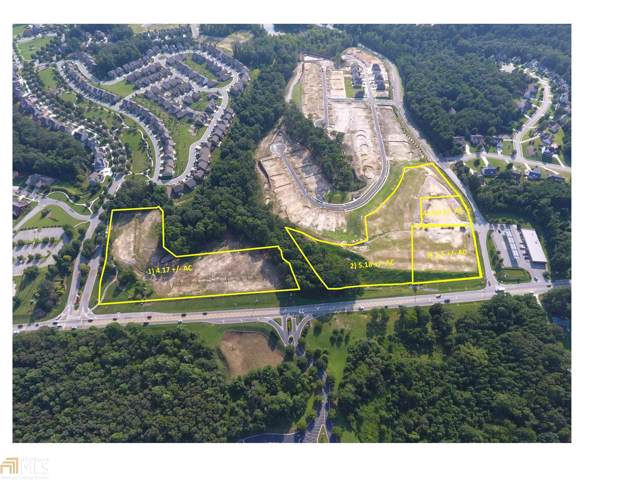 0 Spout Springs Rd Site 3, Flowery Branch, GA 30542 (MLS #8702963) :: The Realty Queen Team