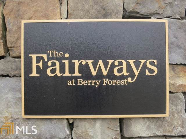 0 Fairways Lot 8, Rome, GA 30165 (MLS #8703164) :: The Durham Team