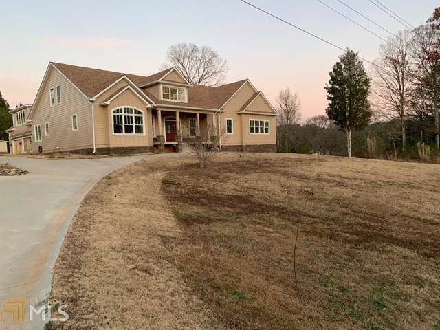 917 Welcome Rd, Newnan, GA 30263 (MLS #8703232) :: Tim Stout and Associates