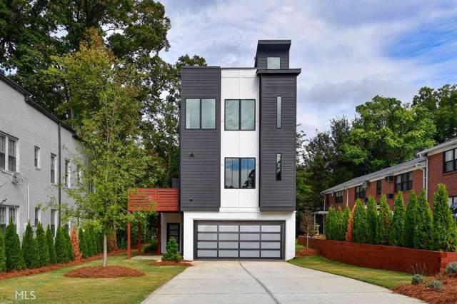 1010 Greenwood Ave Unit A, Atlanta, GA 30306 (MLS #8703253) :: Military Realty